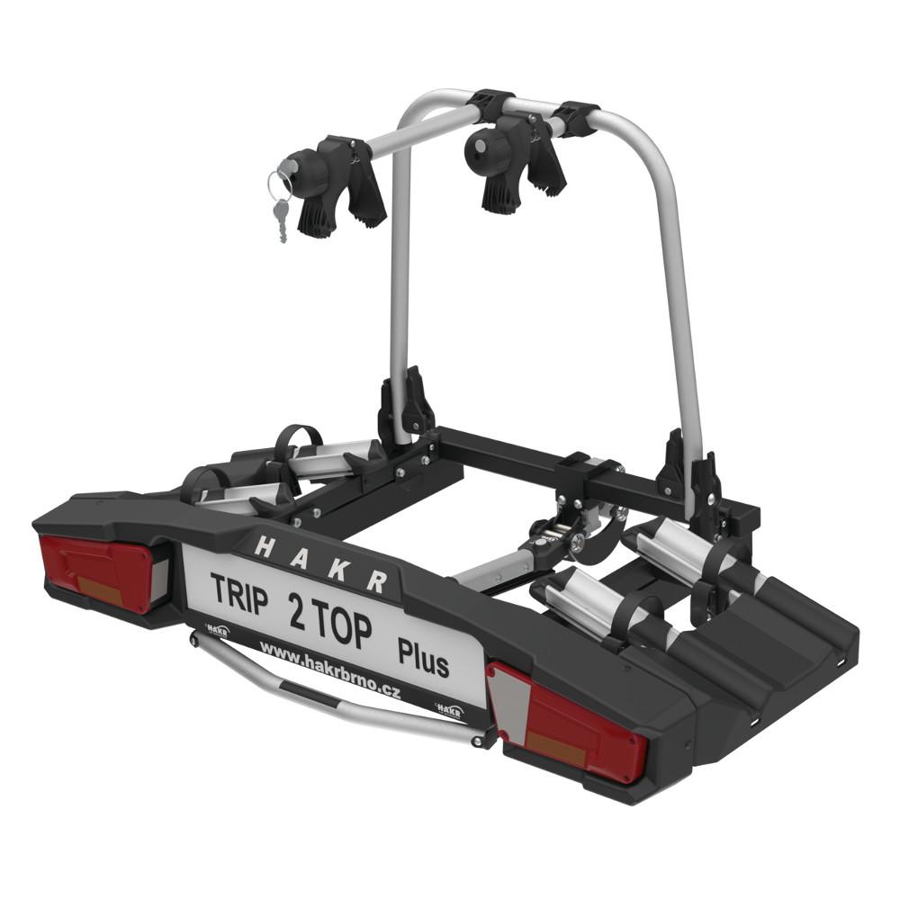 Nosič bicyklov na tažné zariadenie HAKR Trip 2 Top Plus