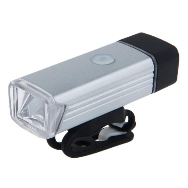 Predné svetlo Trixline LED Sport 5W strieborná