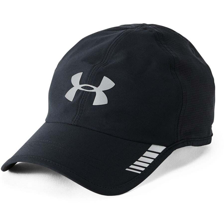 Šiltovka Under Armour Launch AV Cap Black - OSFA