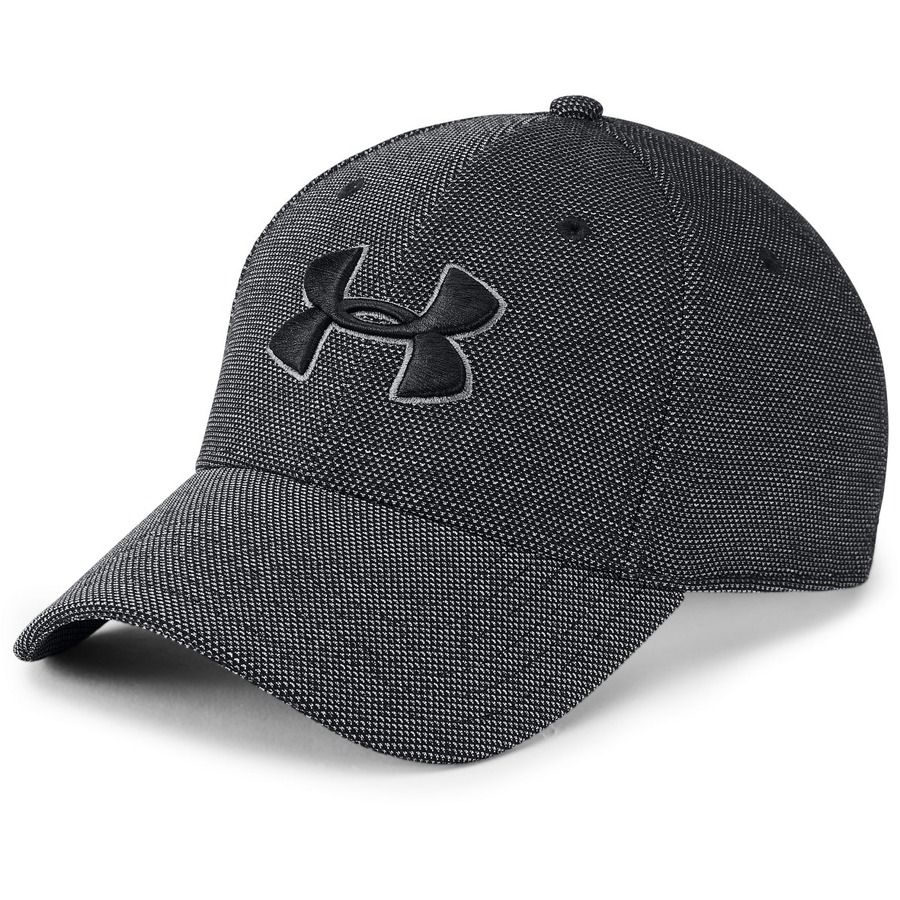 Pánska šiltovka Under Armour Men's Heathered Blitzing 3.0 Black - M/L (55-58)