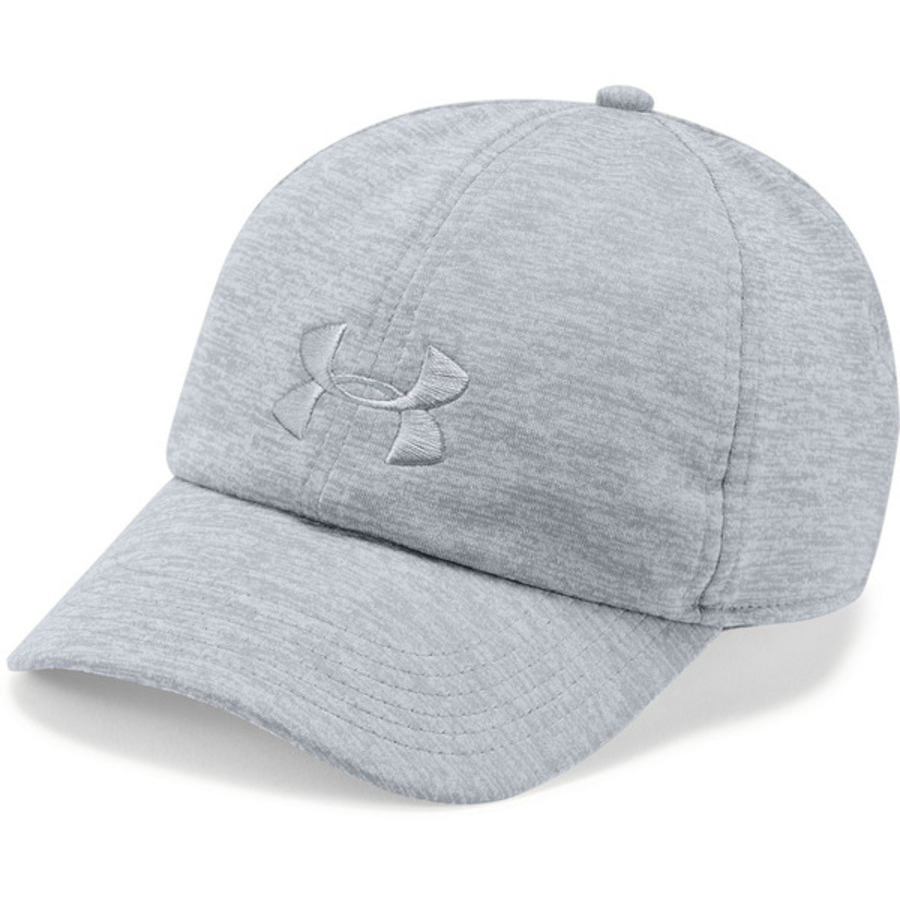 Dámska šiltovka Under Armour Twisted Renegade Cap Steel - OSFA