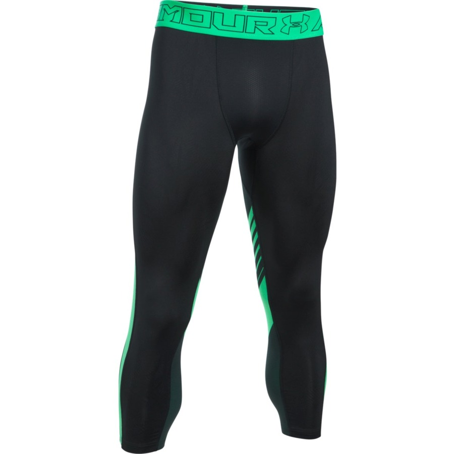 Pánske kompresné legíny Under Armour HG SuperVent 2.0 3/4 Legging 003 - S
