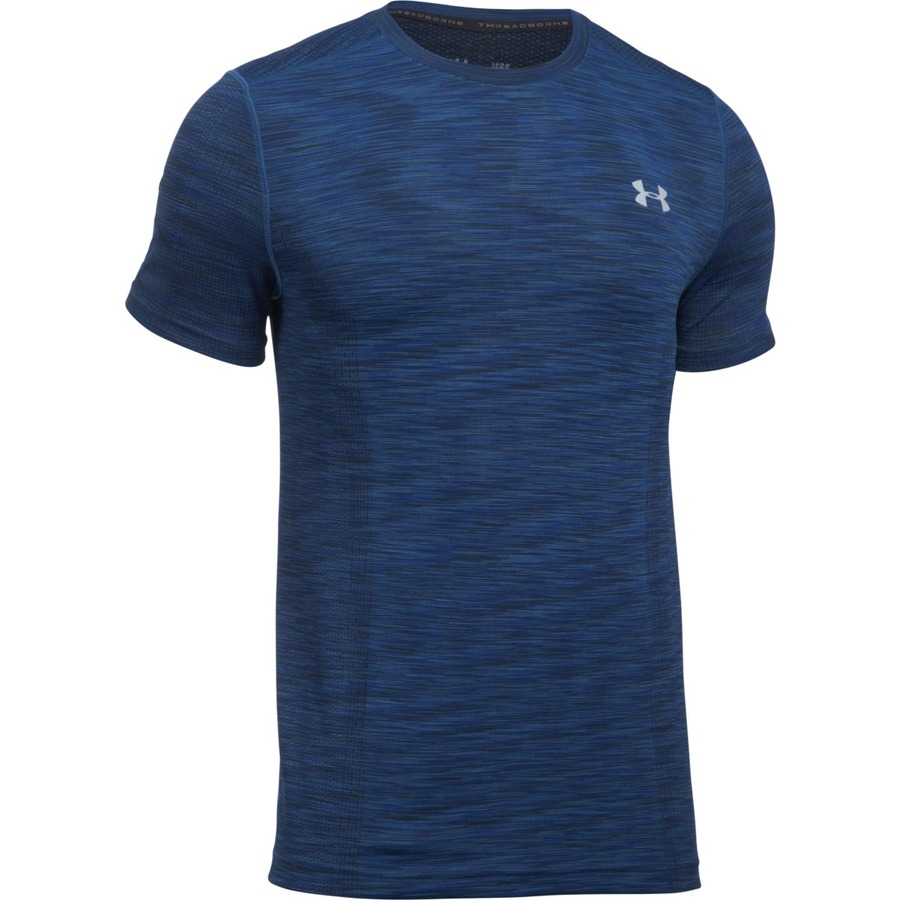Pánske funkčné tričko Under Armour Threadborne Seamless SS 997 - XL