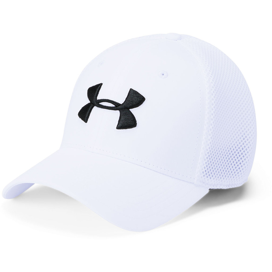 Pánska šiltovka Under Armour Men's TB Classic Mesh Cap White - S/M (52-55)