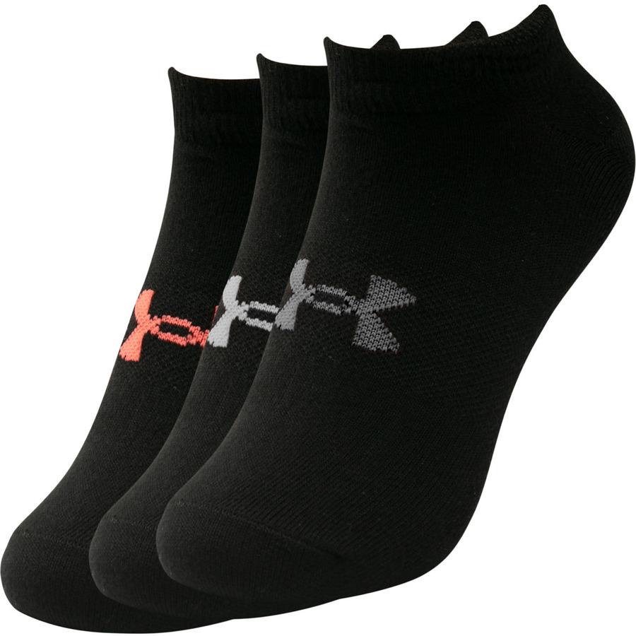 Dámske nízke ponožky Under Armour Women's Essential NS 6 párov