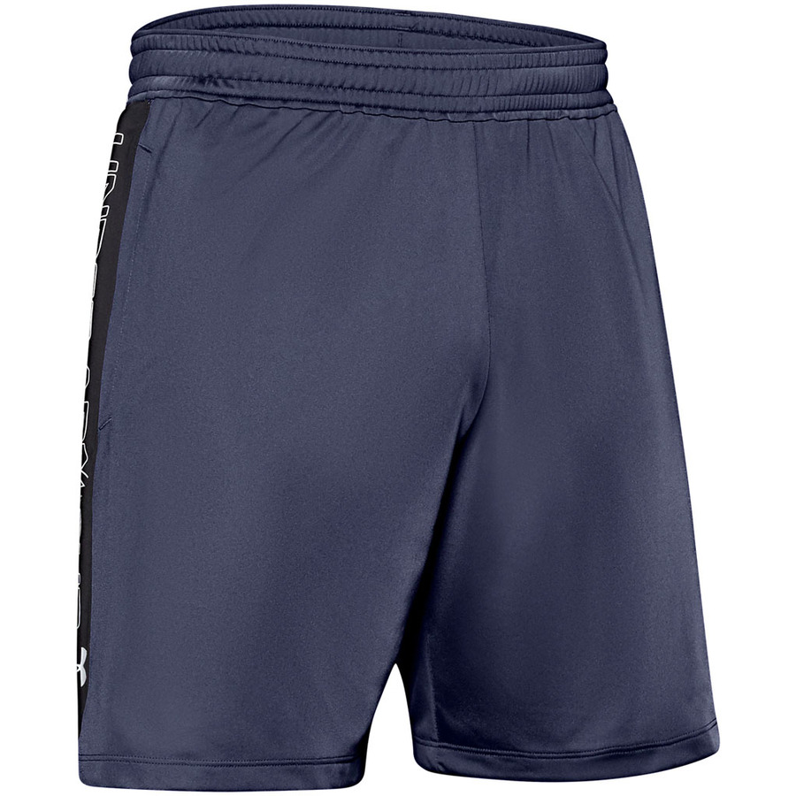 Pánske kraťasy Under Armour MK1 7in Graphic Shorts Blue Ink - L