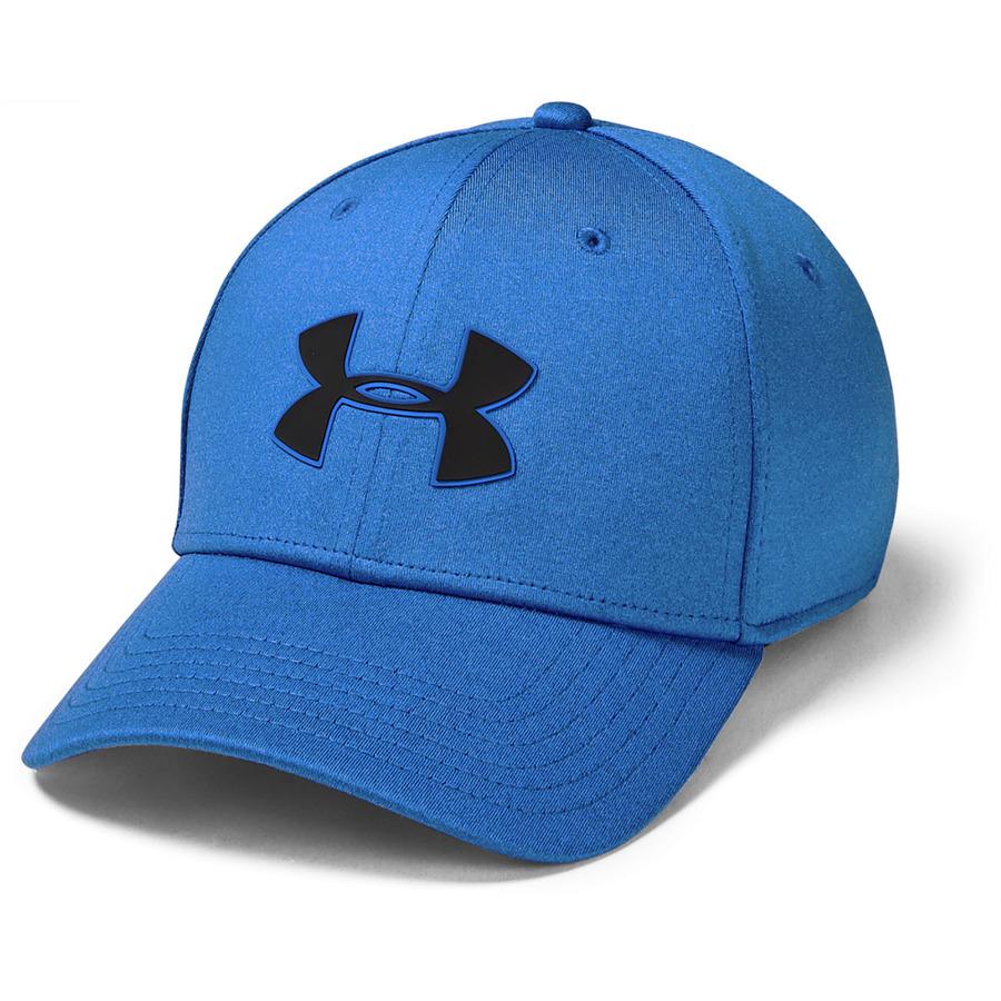 Pánska šiltovka Under Armour Twist Stretch Cap Versa Blue Light Heather - M/L (55-58)