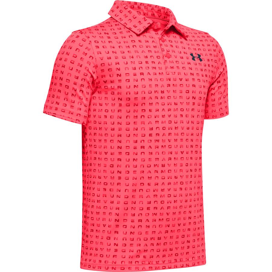 Chlapčenské tričko Under Armour Playoff Polo Beta - YL