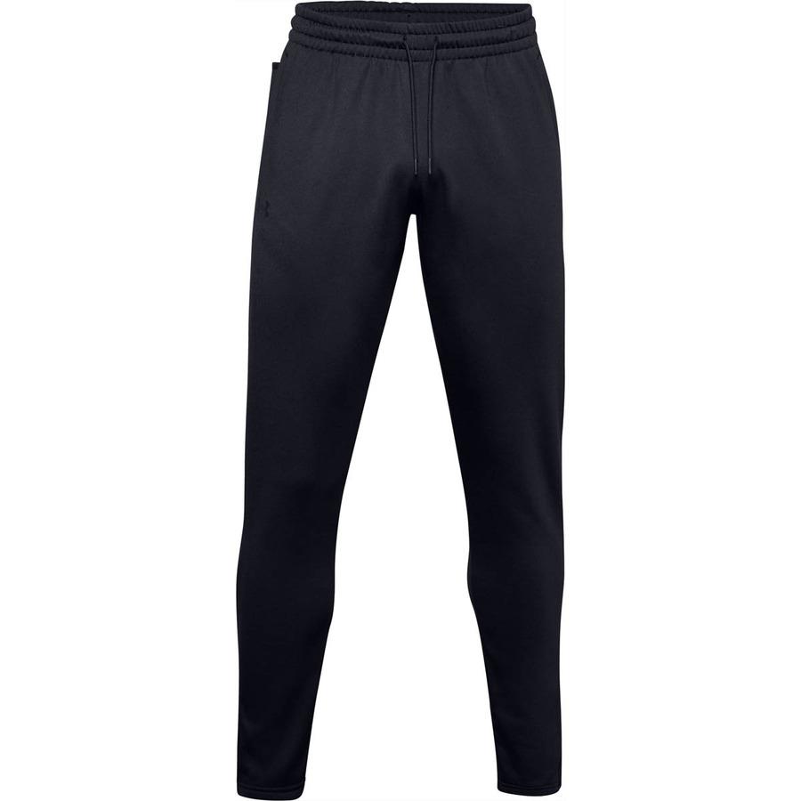 Pánske tepláky Under Armour Fleece Pants Black - S