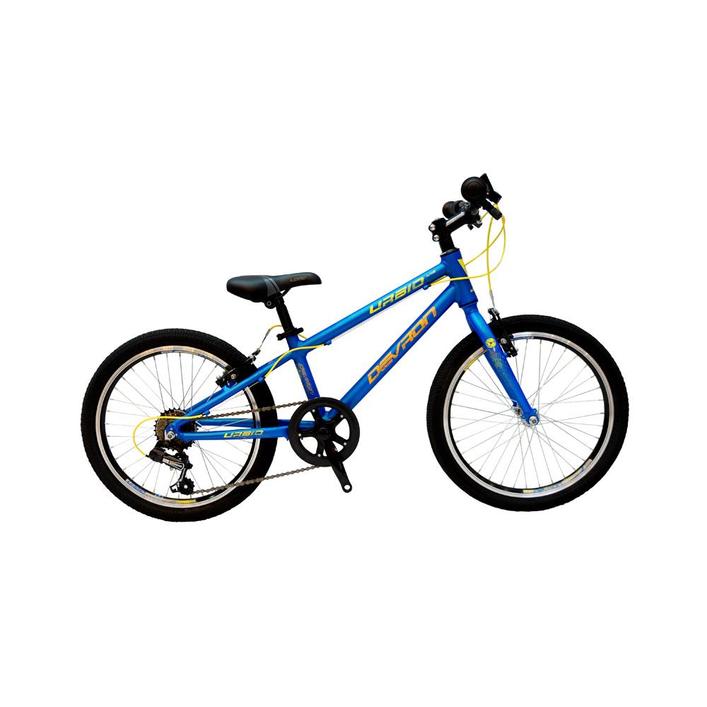"Detský bicykel Devron Urbio U1.2 20"" - model 2015 Navy Blue - 10"""