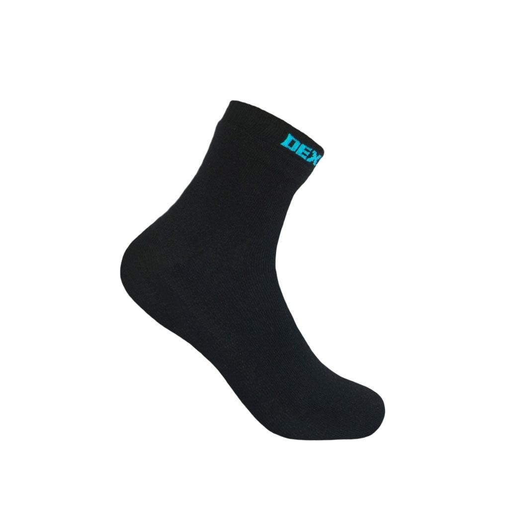 Nepromokavé ponožky DexShell Ultra Thin Black - S