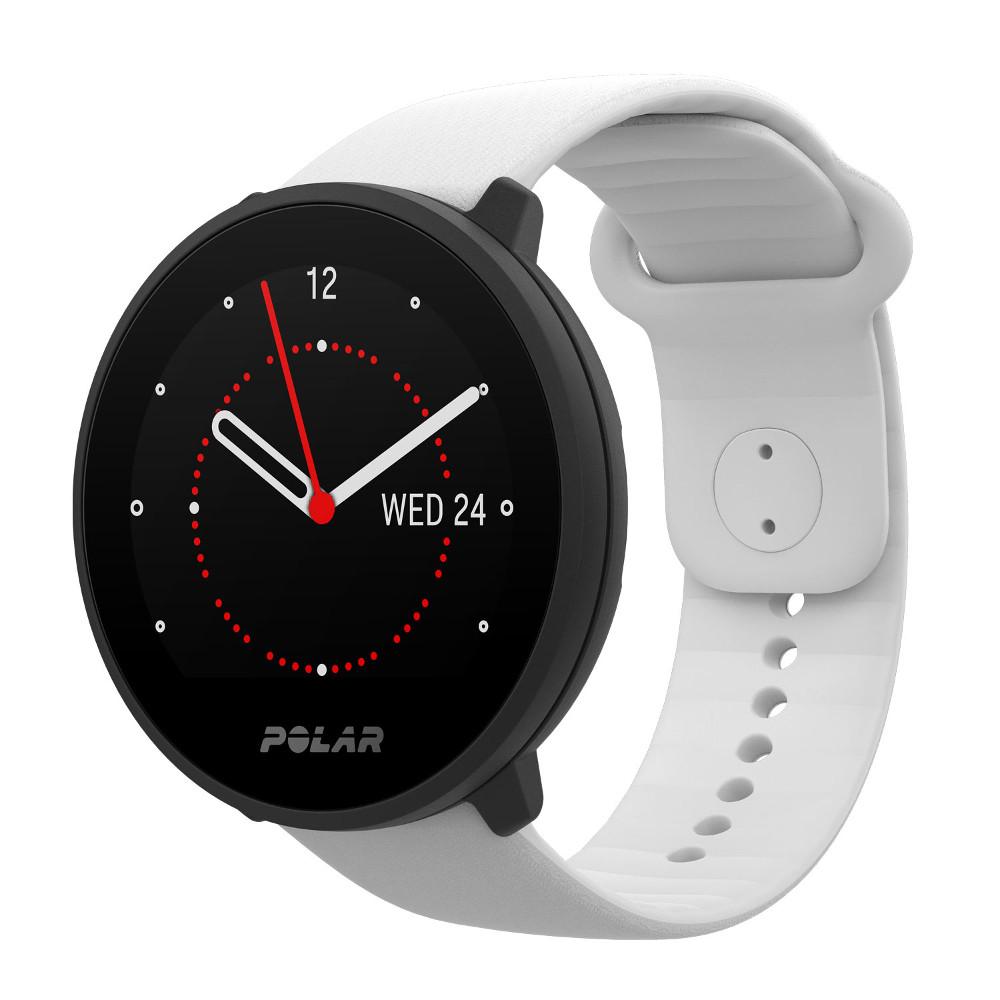 Športové hodinky Polar Unite biela