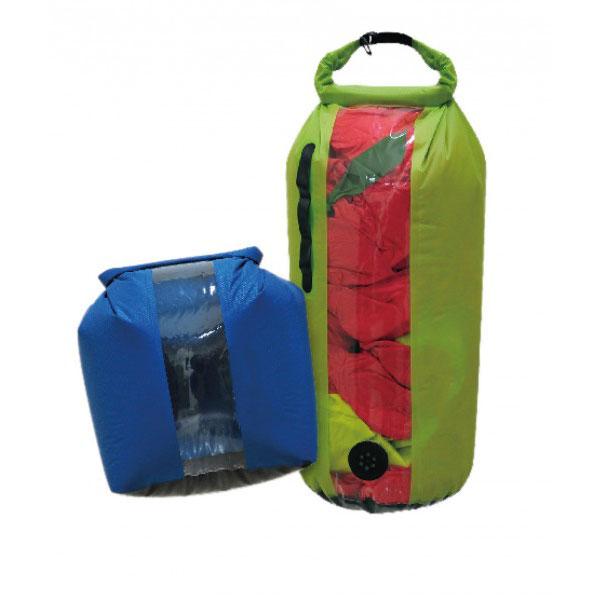 Nepremokavý vak s oknom a ventilom Yate Dry Bag 5l