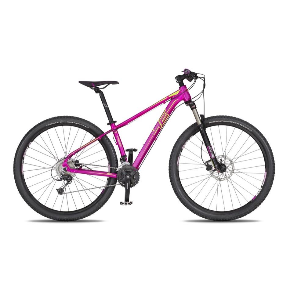 """Dámsky horský bicykel 4EVER Vanessa Lady 29"""" - model 2019 18"""" - Záruka 10 rokov"""
