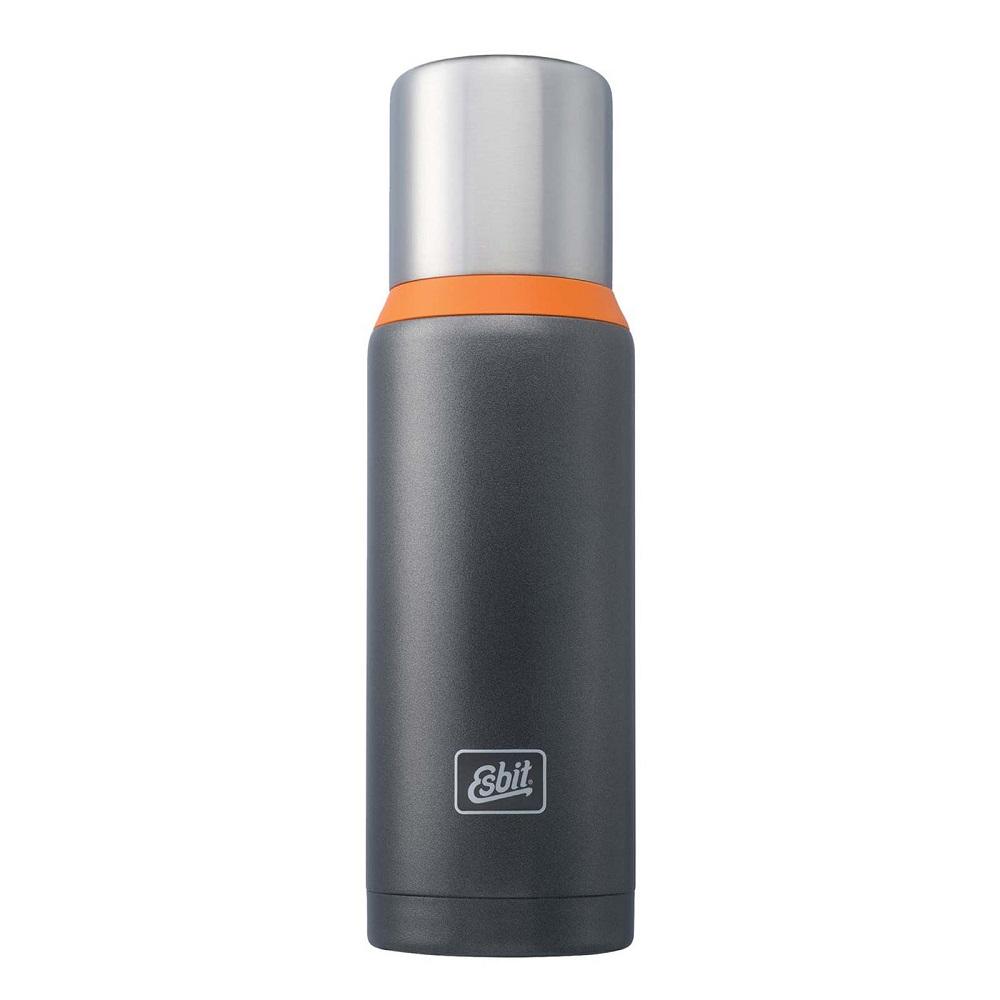 Termoska Esbit 1 liter šedo-oranžová