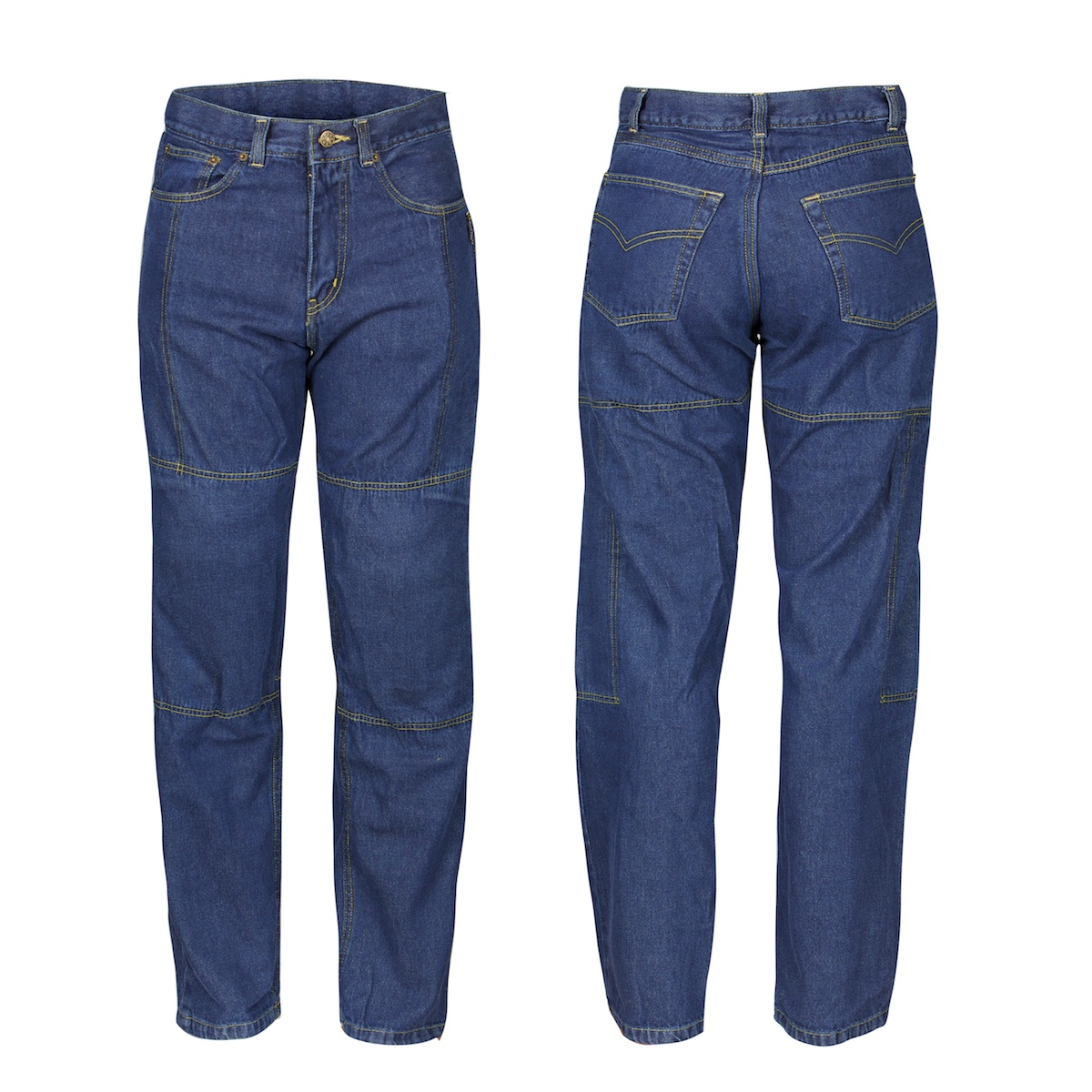 WORKER City 139B motojeans nohavice na motorku 4XL