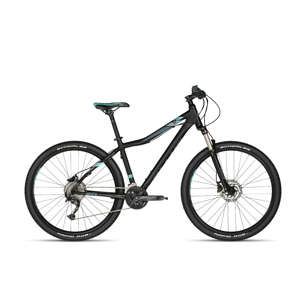 "Dámsky horský bicykel KELLYS VANITY 70 27,5"" - model 2018 19"" - Záruka 10 rokov"