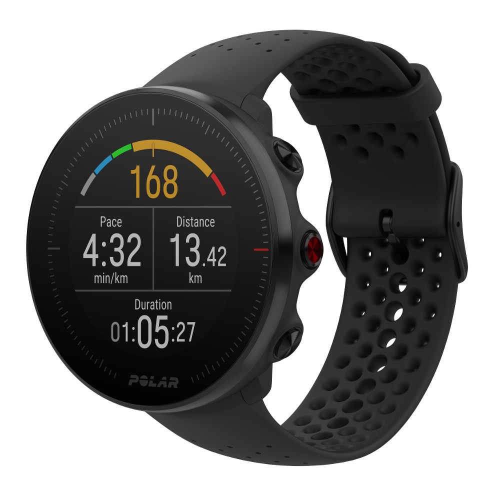 Športové hodinky POLAR Vantage M čierna