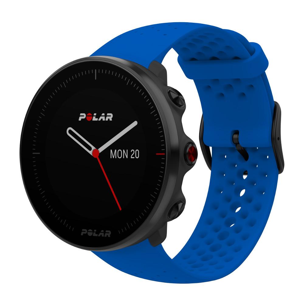 Športové hodinky POLAR Vantage M modrá