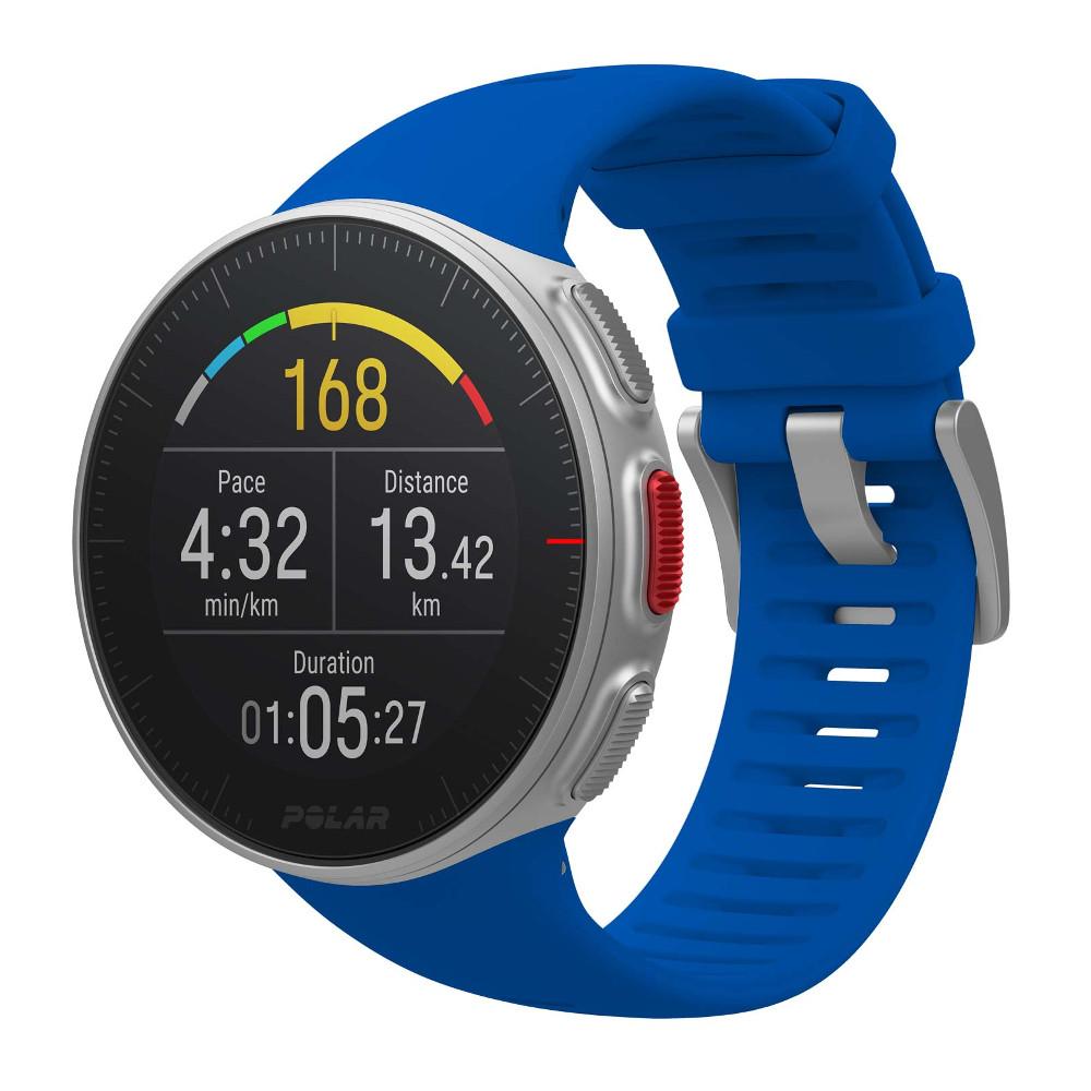 Športové hodinky POLAR Vantage V modrá