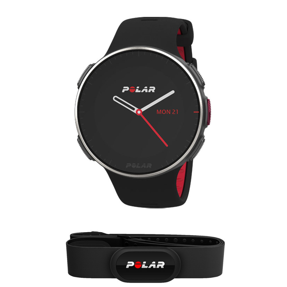 Športové hodinky POLAR Vantage V Titan HR