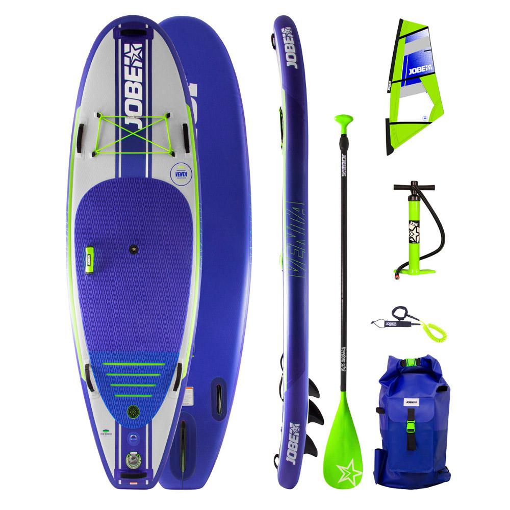 Windsurf paddleboard s príslušenstvom Jobe Venta SUP 9.6