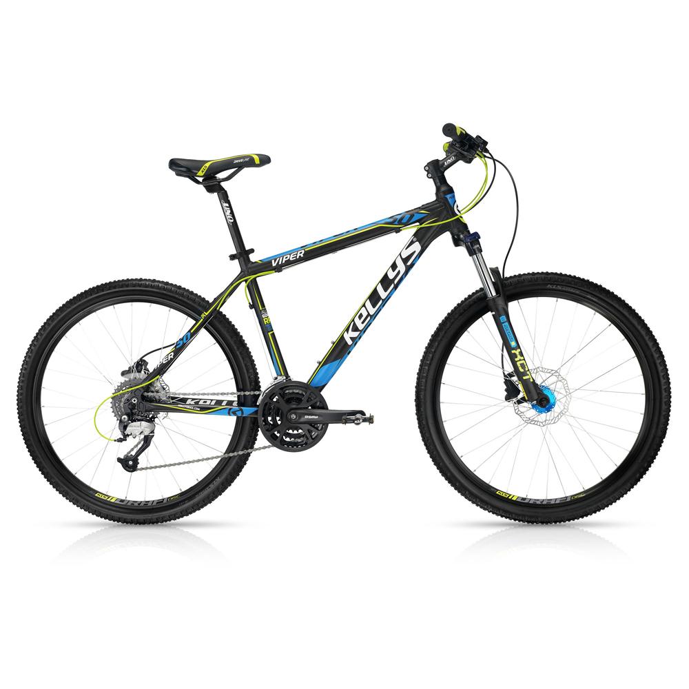 Horský bicykel KELLYS VIPER 50 Black Blue 26