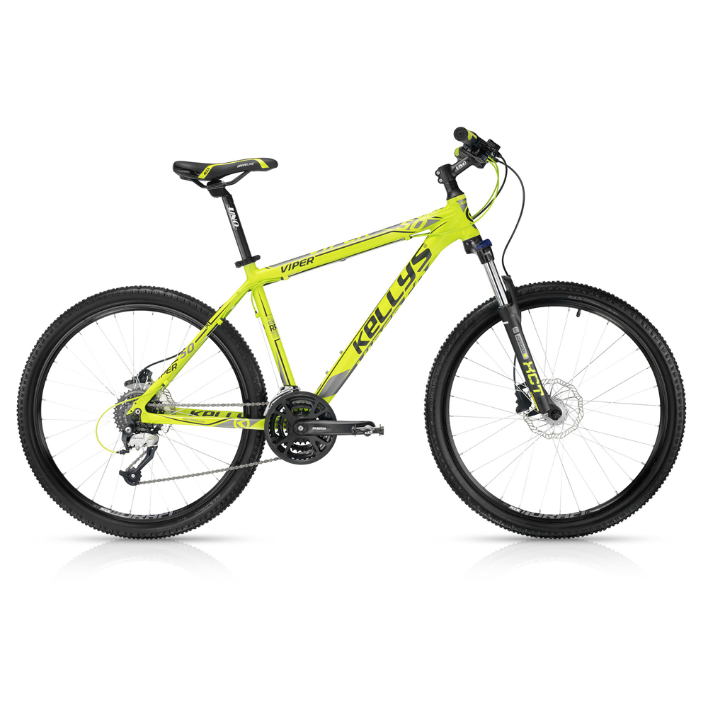 Horský bicykel KELLYS VIPER 50 Lime 26