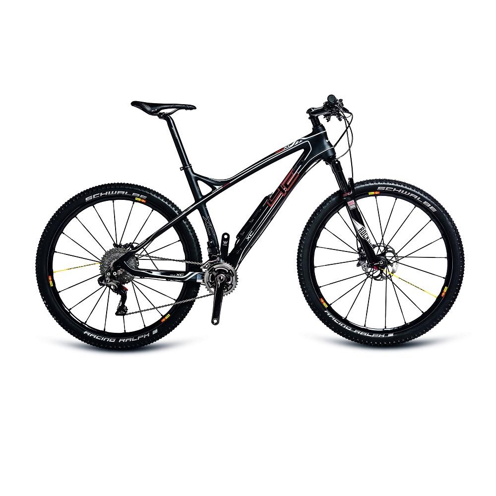 """Horský bicykel 4EVER Virus XC XTR Di2 27,5'' - model 2017 17"""" - Záruka 10 rokov"""