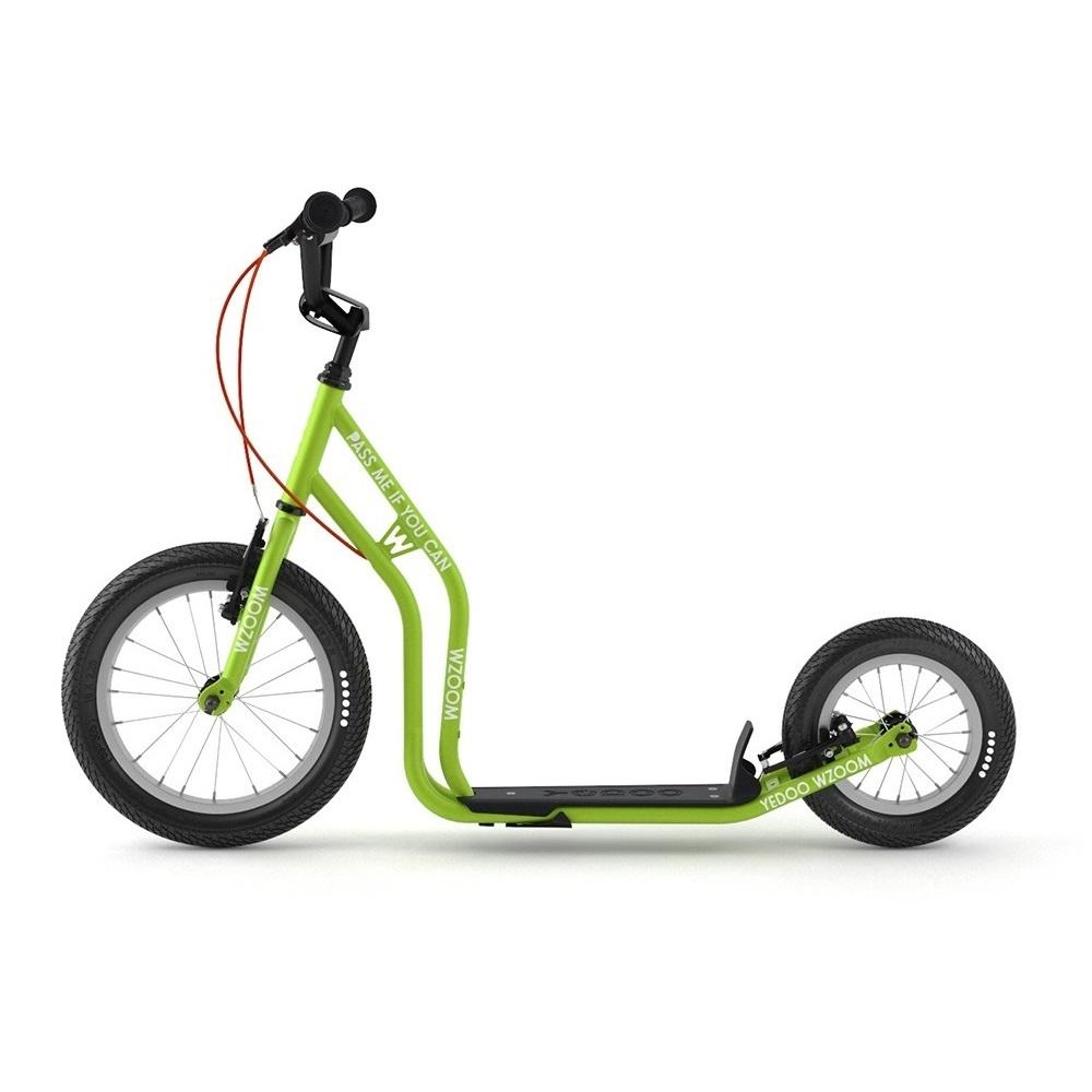 Kolobežka Yedoo Wzoom New Green - Záruka 5 rokov