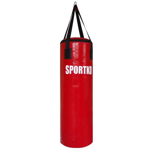 Boxovacie vrece SportKO Classic MP3 32x85 cm červená