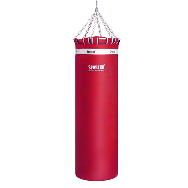Boxovacie vrece SportKO MP02 45x150 cm červená