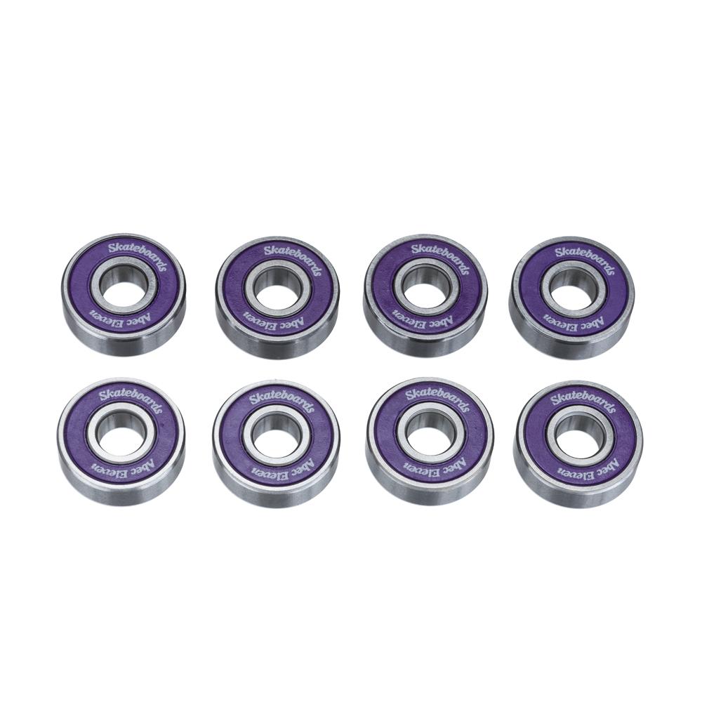 Ložiská WORKER ABEC 11 fialová
