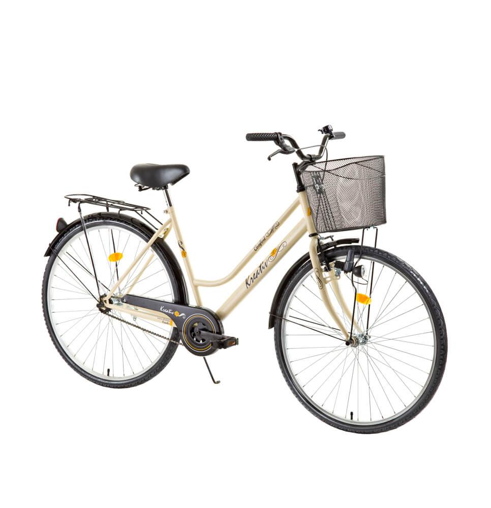 Dámsky  trekingový bicykel Kreativ Comfort 2812 - model 2016