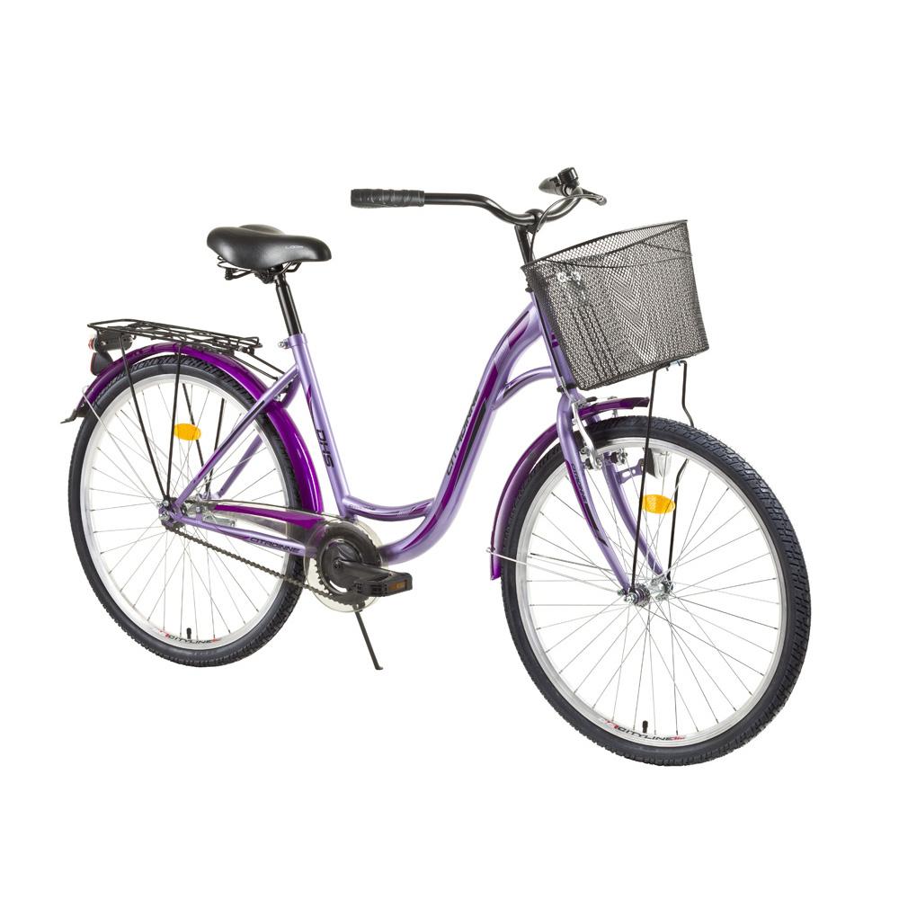 """Mestský bicykel DHS Citadinne 2832 28"""" - model 2015"""