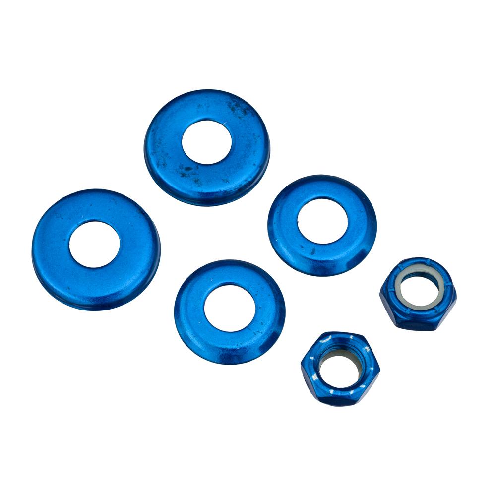 Bushing podložky modrá