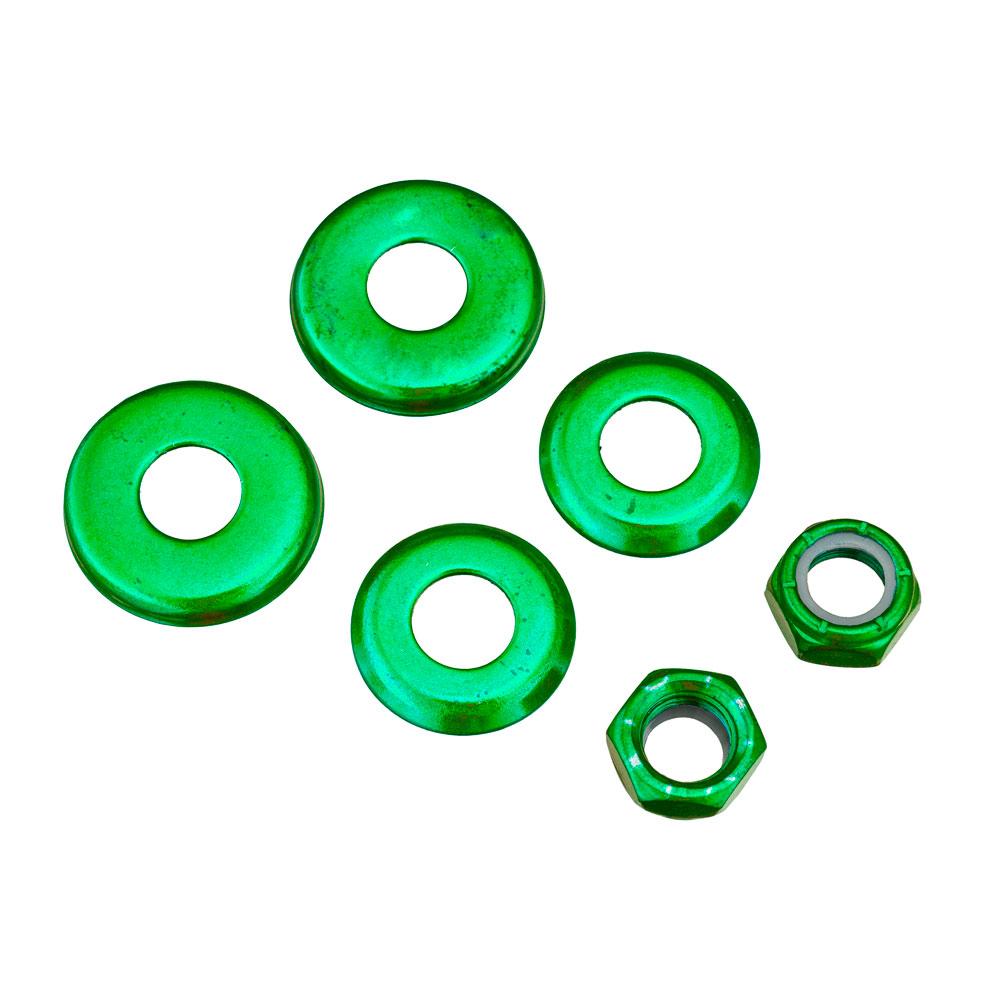 Bushing podložky zelená