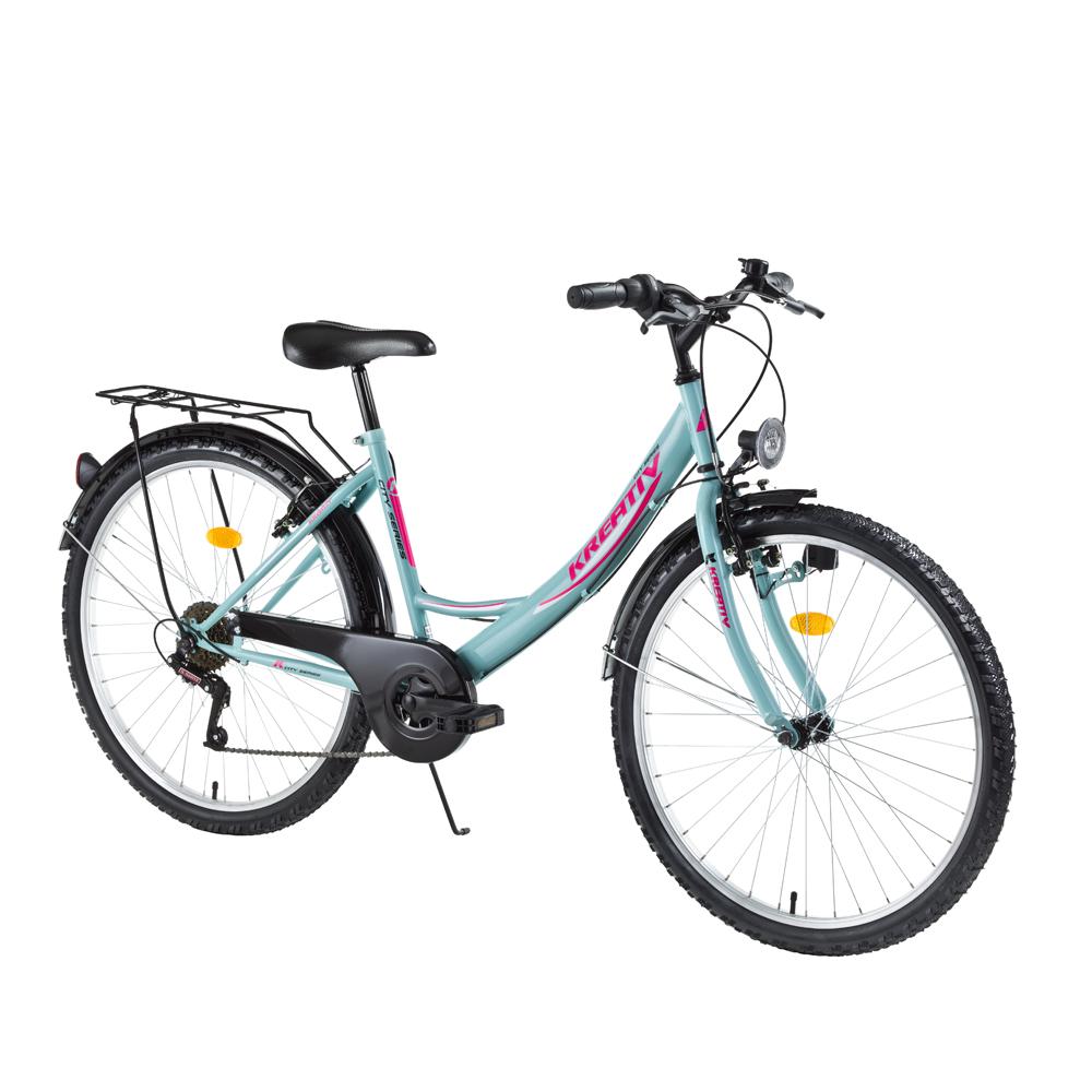 Dámsky trekingový bicykel Kreativ 2614 26