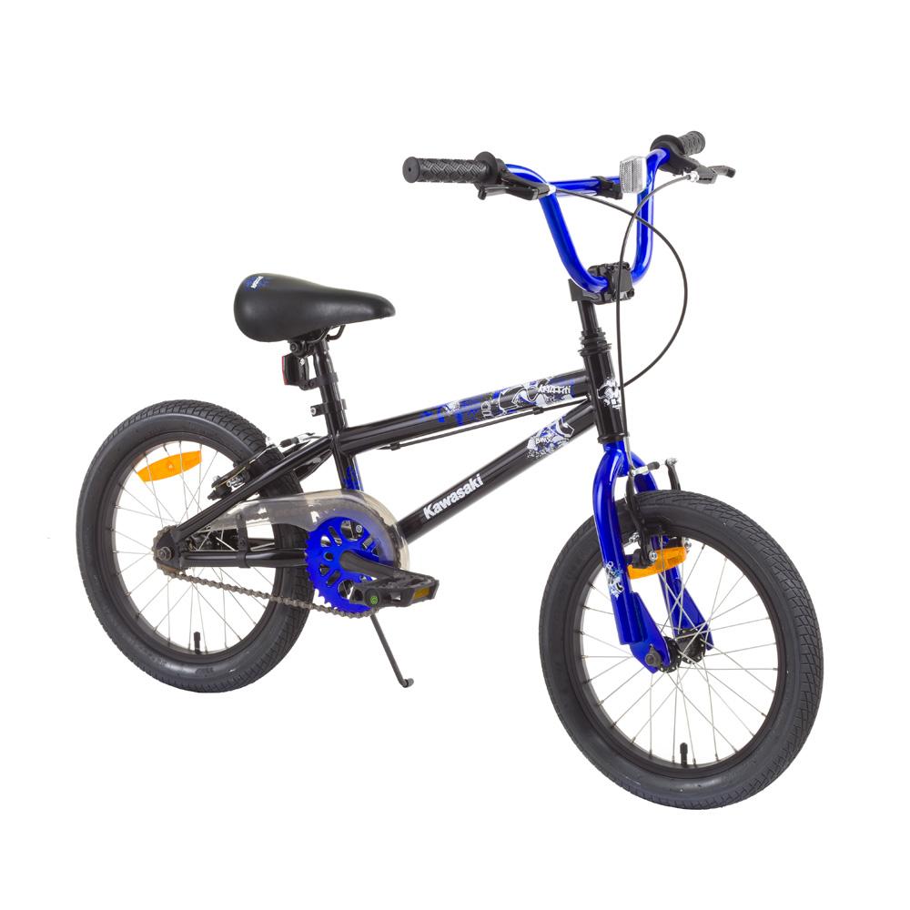 "Detský bicykel KAWASAKI Kraffiti 16"" - model 2014"