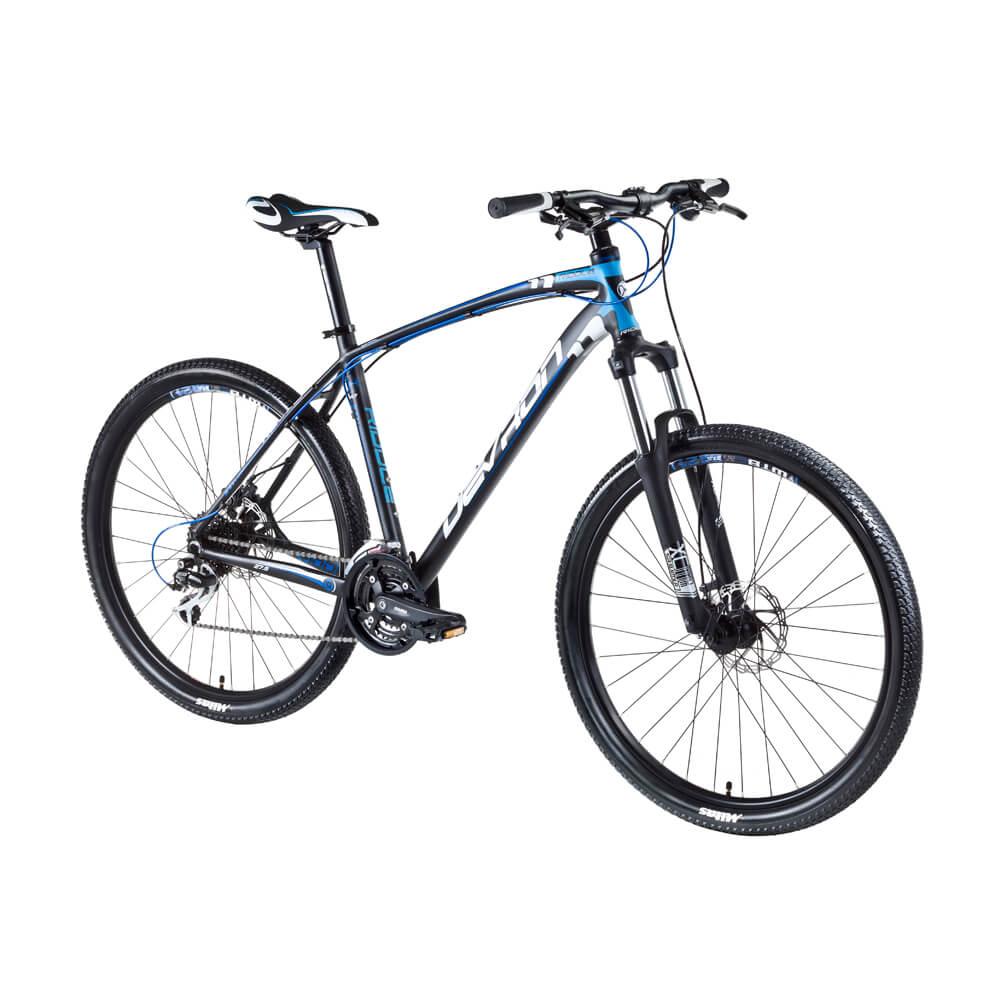 "Horský bicykel Devron Riddle H1.7 27,5"" - model 2016 Atlantic Night - 16,5"" - Záruka 10 rokov"