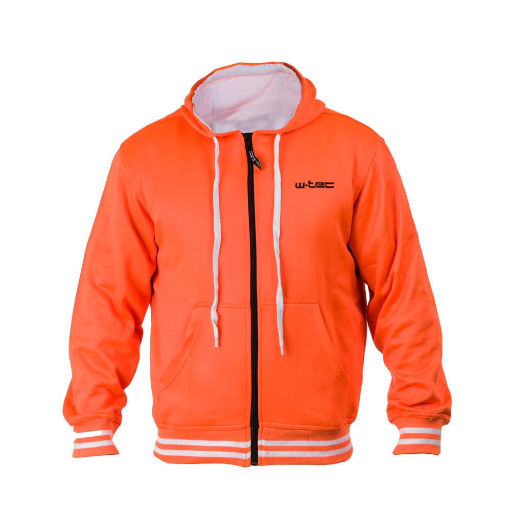be82cc9b7678 Športová mikina W-TEC Gaciter NF-3154 - neon oranžová - inSPORTline