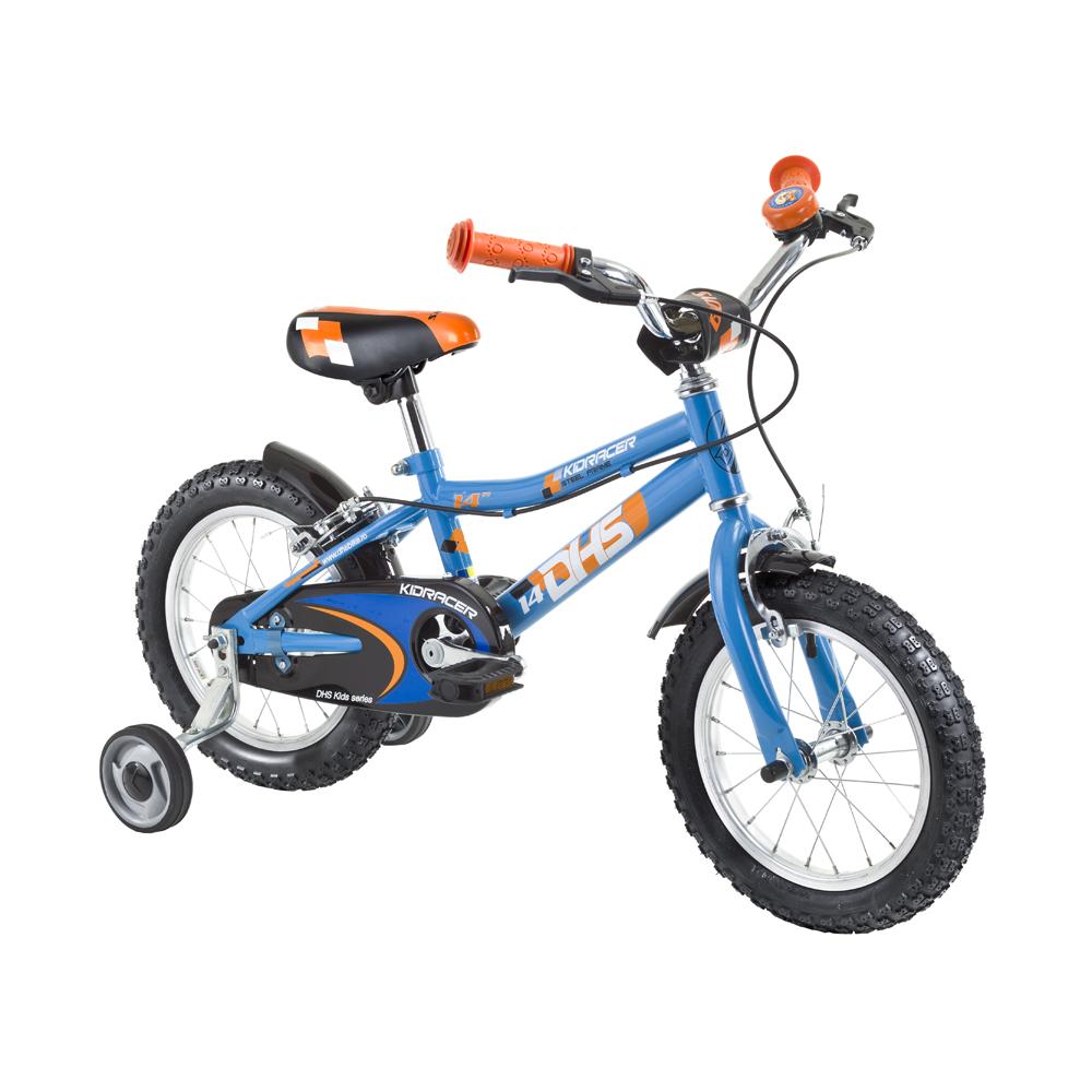 "Detský bicykel DHS Kid Racer 1403 14"" - model 2015"