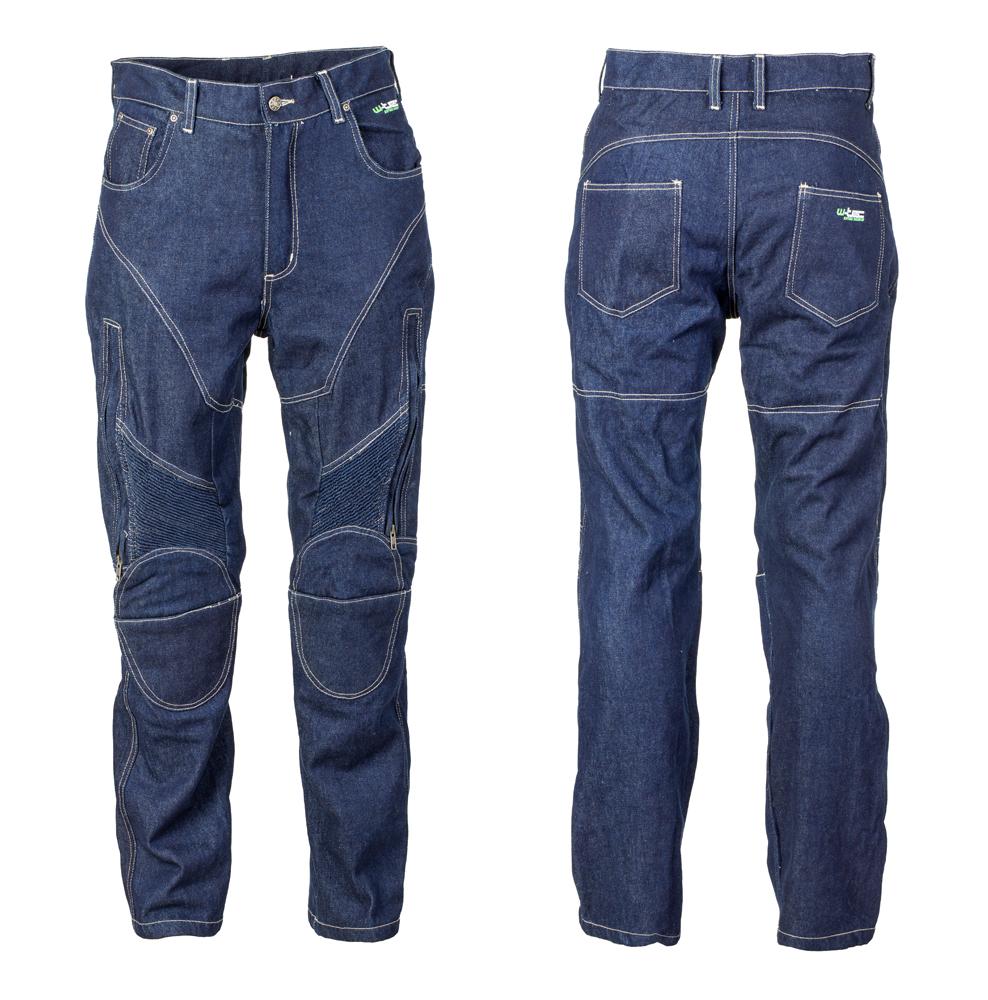 Pánske kevlarové moto jeansy W-TEC NF-2931