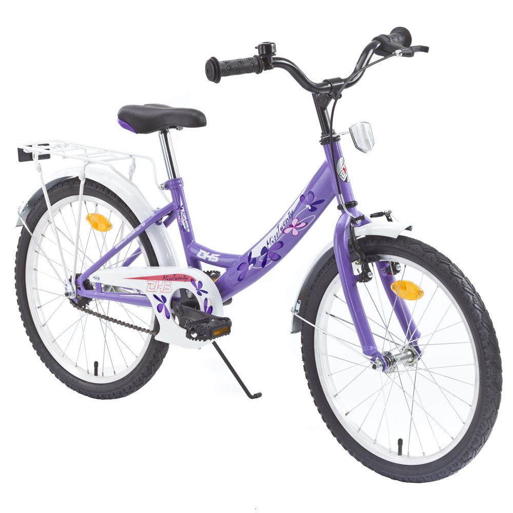 "Detský bicykel DHS Miss Twenty 2002 20"" - model 2015"