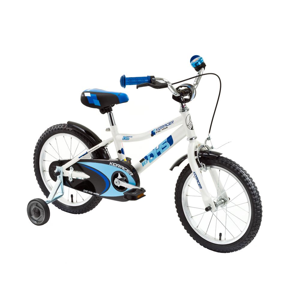 Detský bicykel DHS Kid Racer 1601 16