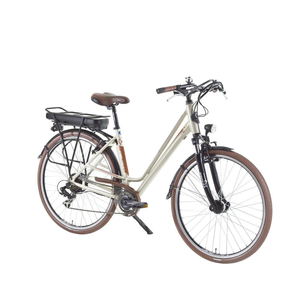 Mestský elektrobicykel Devron 28122