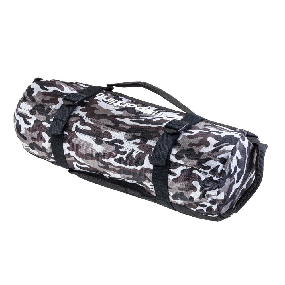 Posilňovací vak inSPORTline Camobag 25 kg