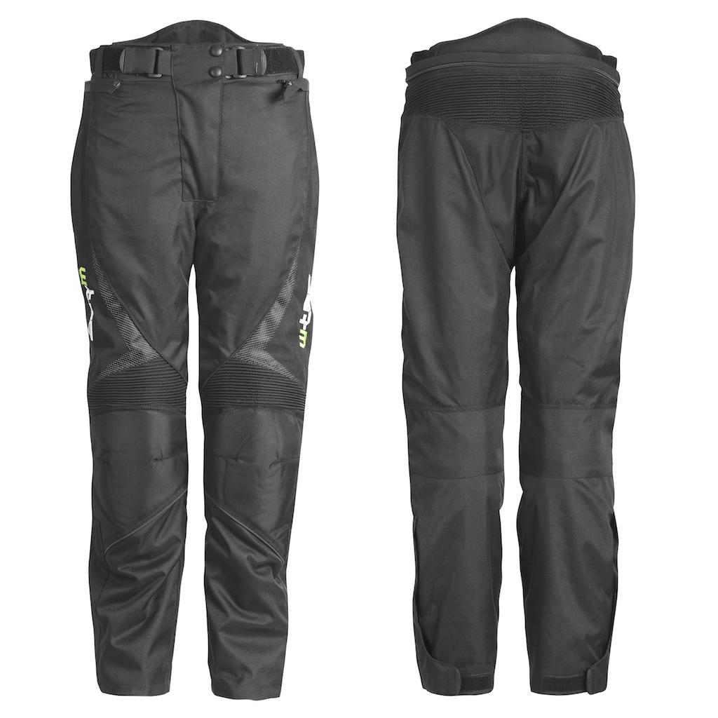 Motocyklové nohavice W-TEC Mihos čierna - M