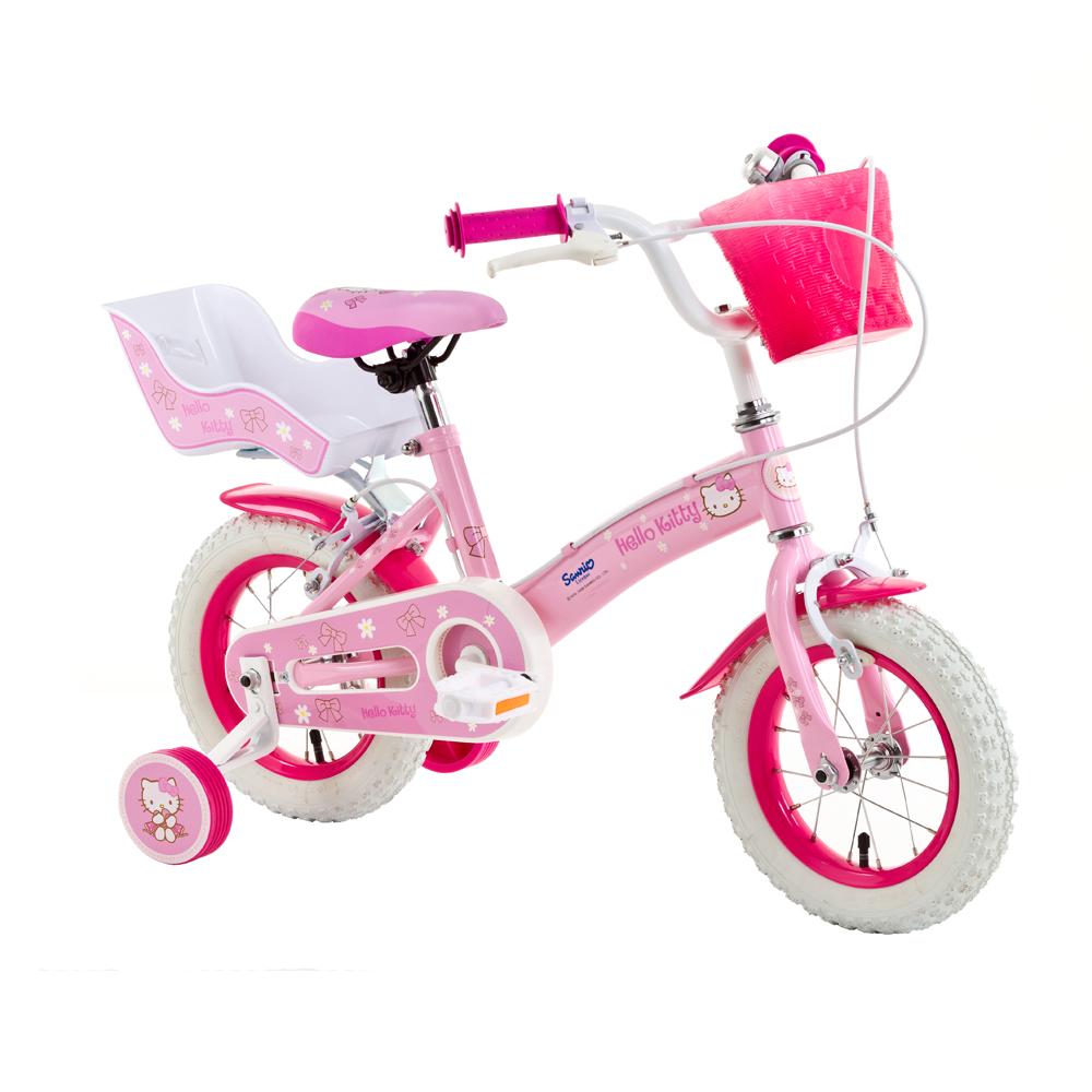 "Detský bicykel HELLO KITTY Princess 12"""