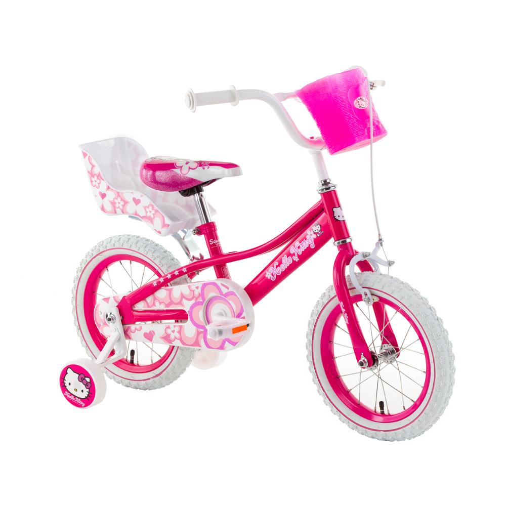 Detský bicykel HELLO KITTY Shinny 14